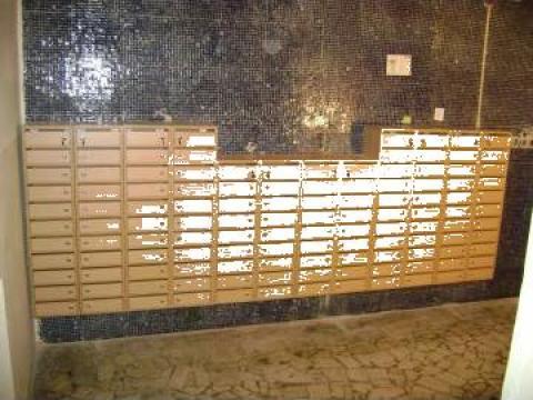 Cutii postale 120 apartamente de la Corban Mobila Srl