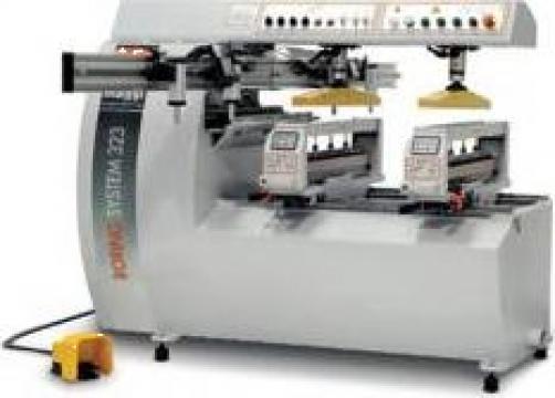 Masina de gaurit multiplu Maggi Boring System 323 Digit de la Seta Machinery Supplier Srl
