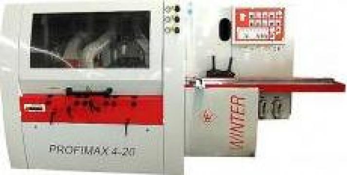 Masina de rindeluit pe 4 fete Winter Timbermax 4-20