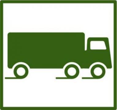 Transport rutier marfuri in grupaj din Anglia