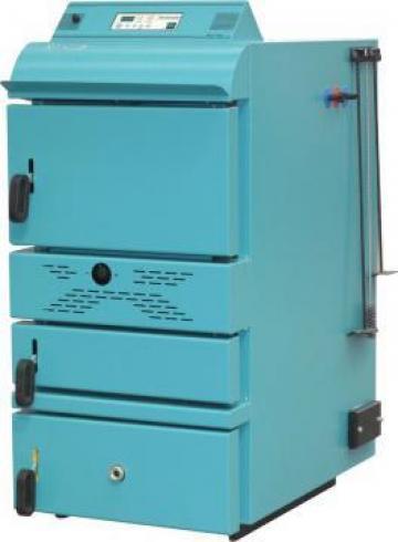 Cazan pe lemne cu gazeificare Centrometal de la S.c. Boiler & Pipes S.r.l