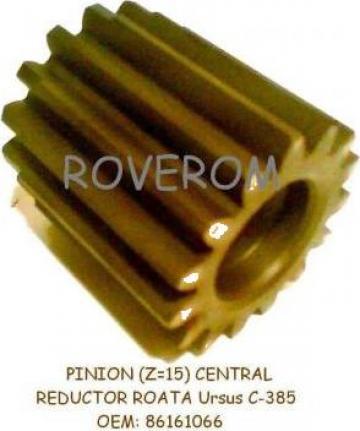 Pinion (Z=15) central reductor roata tractor Ursus C-385