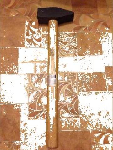 Ciocan cu cap din otel forjat, de 3 kg de la Baza Tehnica Alfa Srl