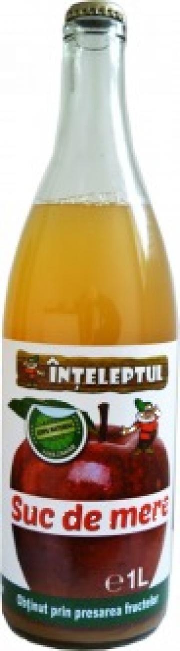 Suc de mere 100% natural 1 litru de la Avdat It Srl.