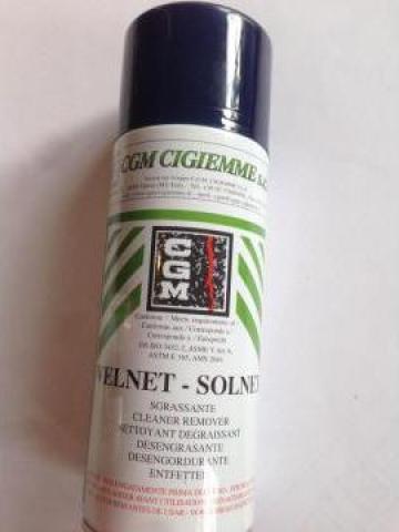 Spray cu lichid degresant,ambalaj la 500 ml de la Baza Tehnica Alfa Srl