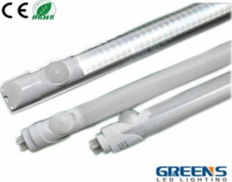 Tub cu LED GR-60T8--84LEDS-9W PIR de la Samro Technologies Srl