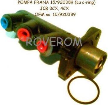 Pompa frana 15/920389 JCB 3CX, 4CX (cu o-ring) de la Roverom Srl