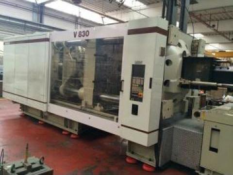 Masina injectie mase plastice Negri Bossi V830 ton de la Lorman Srl
