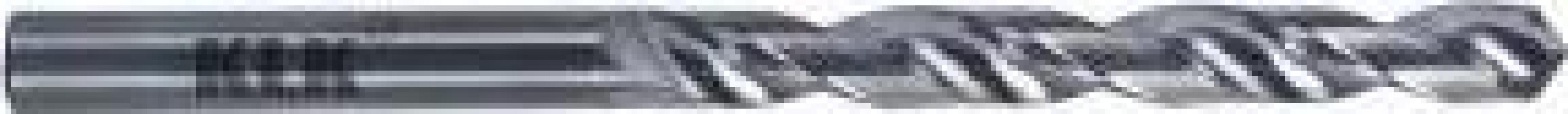 Burghiu elicoidal din carbura solid DIN 6539
