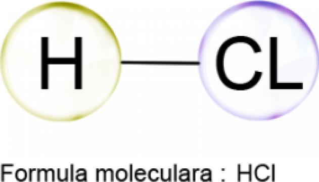 Acid clorhidric 0.1N p.a de la Silal Trading Srl