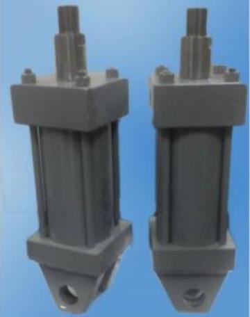 Cilindrii hidraulici de la Hidraulica Industrial Srl.