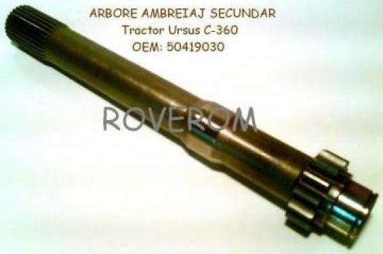 Arbore ambreiaj secundar Ursus C-360, Zetor, Z=13/28