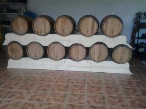 Butoaie stejar vin de la PFA Bratu Catalin