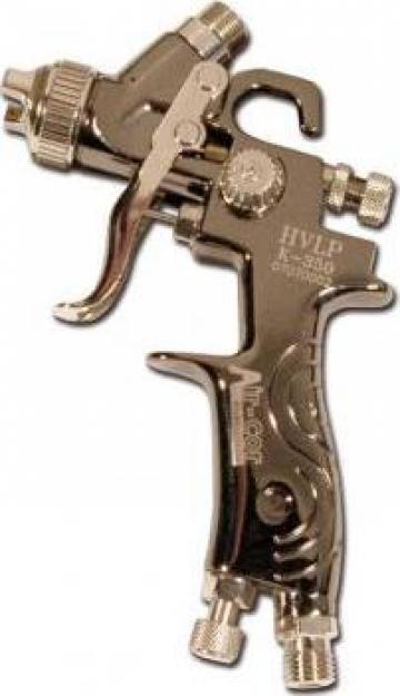 Mini-pistol pentru vopsit Air-Cor de la BilCar Kosmetik