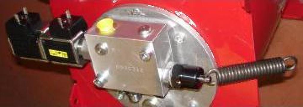Distribuitor electric 60 litri 12v-24v de la Echipamente Hidraulice Srl