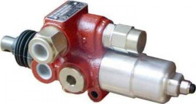 Distribuitor basculare 70 litri de la Echipamente Hidraulice Srl