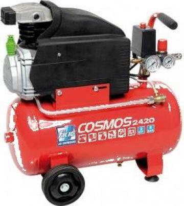 Compresor cu piston Cosmos 2420 de la Electrotools Srl
