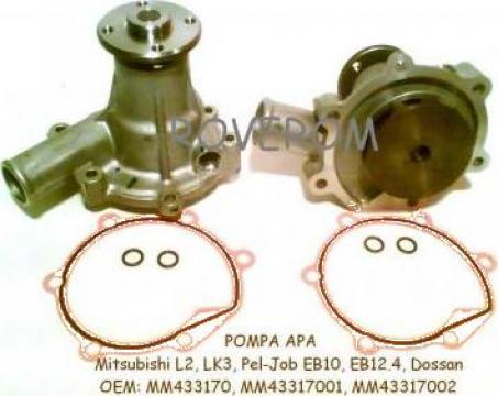 Pompa apa Mitsubishi L2E, L3E, Pel-Job, Case, Volvo