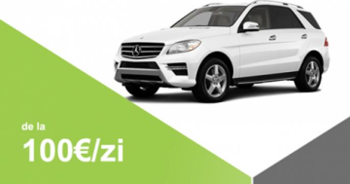 Inchiriere Mercedes ML de la Emerald Automobile Srl
