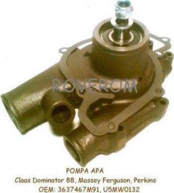 Pompa apa Perkins AT6.354.4, Claas Dominator 88