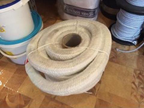 Snur ceramic cu inconel 40 x 40 x 10000 mm