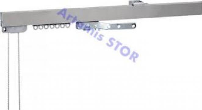 Sina pentru perdea din aluminiu Italia plata 061 de la Artamis Stor Srl