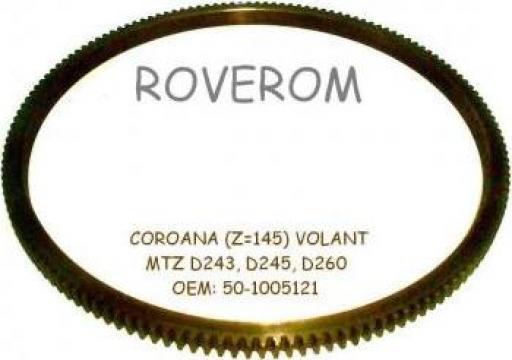 Coroana (Z=145) volant motor MMZ D-243, D-254, D-260