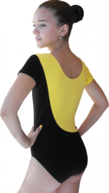 Costum gimnastica bicolor de la Nagy Katalin Jolan Intreprindere Individuala