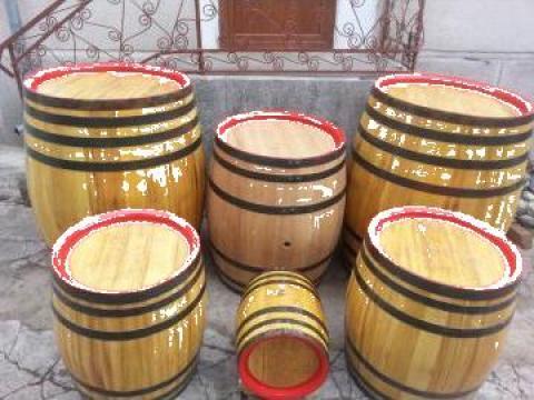 Butoaie lemn de la PFA Tanase Victor