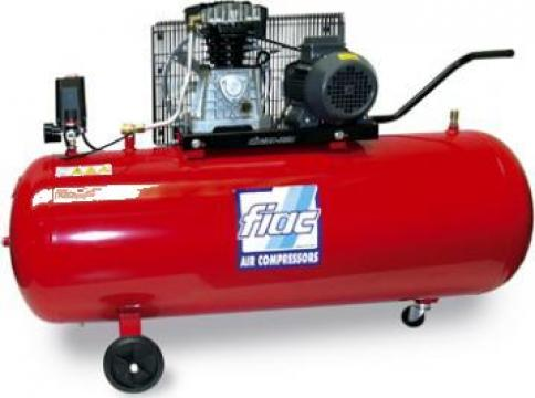 Compresor cu piston, profesional Fiac AB200/410MC de la Electrotools Srl
