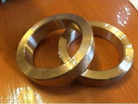 Bucsa de bronz 60x80x16 mm de la Baza Tehnica Alfa Srl
