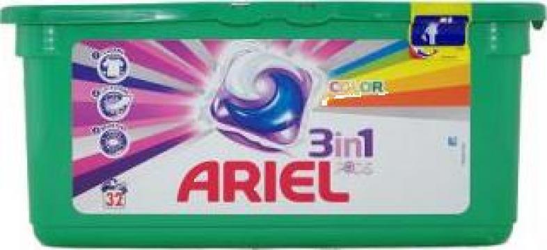 Detergent rufe Ariel de la Roem Sp. Z O.o.