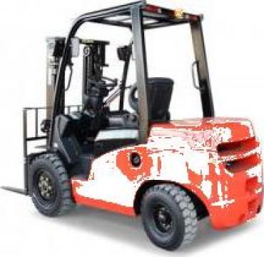 Stivuitor Dual GPL si benzina 2500kg, 4,8m
