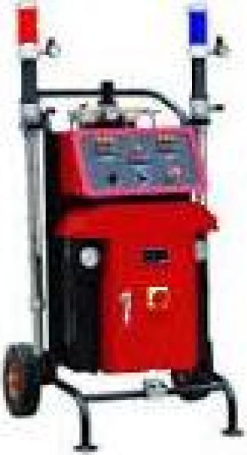 Masina de spuma poliuretanica FA 50 de la Electrotools Srl