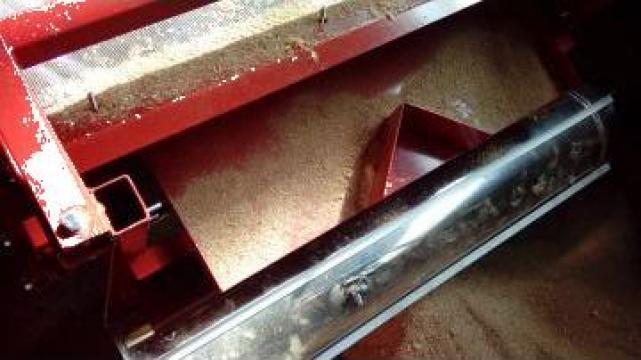 Selector rumegus cu tambur magnetic cu descarcare automata de la Gamm Productie Servicii Comert Srl