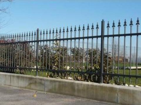 Garduri metalice Ilfov si Bucuresti