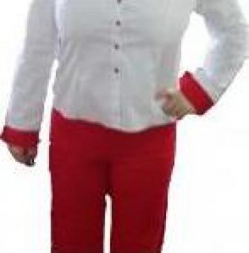 Uniforme albe pentru horeca