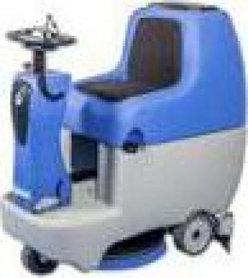 Masina profesionala pentru spalat si aspirat Fiorentini Ecos de la Dutescu Profesional Cleaning Srl