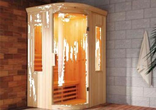 Sauna Eno 1225 x1225 x 204 mm