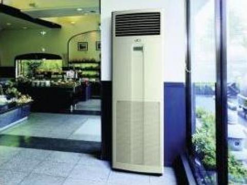 Unitate climatizare coloana Seasonal Smart FVQ100C de la Tin Lavir Serv Srl.