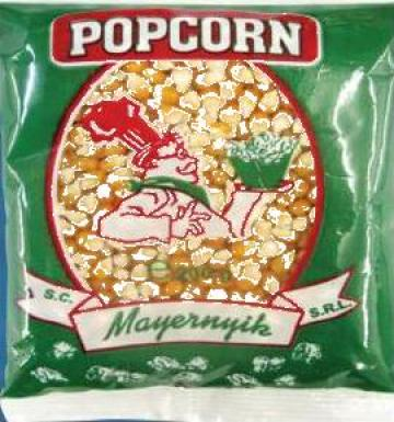Porumb popcorn 200 gr.