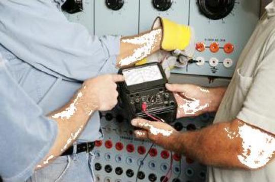 Buletin de verificare a prizelor de pamant de la Elis Electro Srl