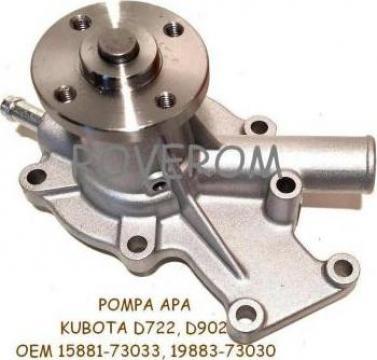 Pompa apa Bobcat 322, 463 (motor Kubota D722) de la Roverom Srl