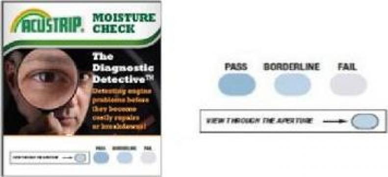 Teste apa in ulei hidraulic de la Algae-X Service
