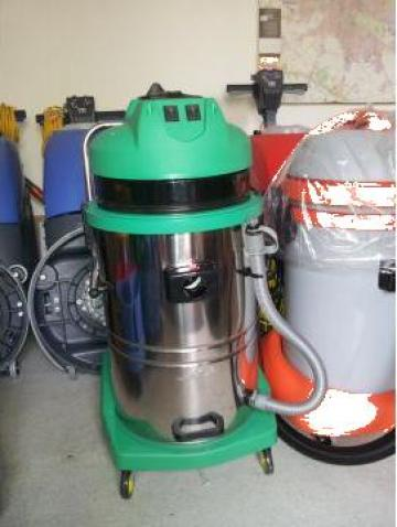 Aspirator umed uscat inox AG60-2