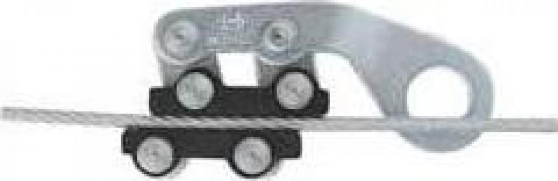 Cleme pentru prinderea cablului 5319-056 de la Nascom Invest