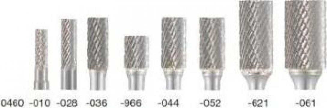 Freza rotativa din carbura 0460-079 de la Nascom Invest