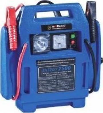 Robot pornire Energy 2500 de la Nascom Invest