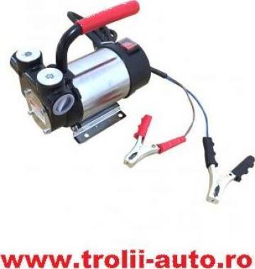 Pompa transfer motorina 70l/min 12v de la Trolii-auto.ro