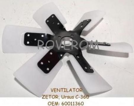 Ventilator Zetor, Ursus C-360 de la Roverom Srl